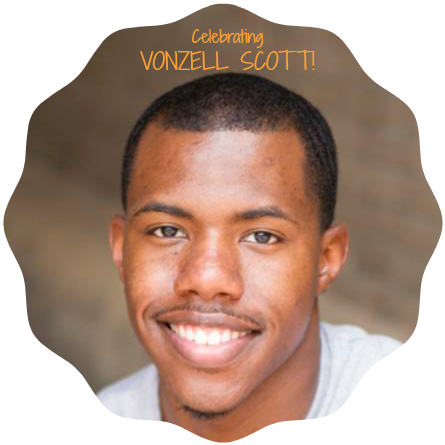 Featured Photo - Weekly Casting Celebration: Vonzell Scott
