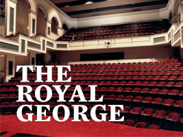 Royal George Theatre's Logo